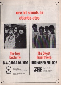 Sweet Inspirations PLUS - 1968 CB - Unchained Melody