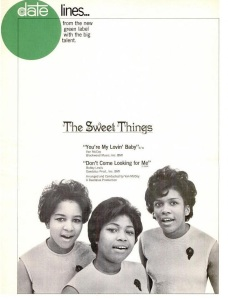 Sweet Things - 03-66 - You're My Lovin Baby