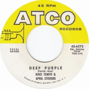 TEMPO & STEVENS - DEEP PURPLE