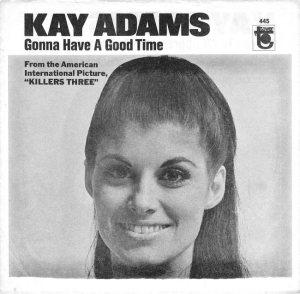 ADAMS KAY - 68 A