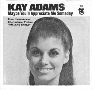 ADAMS KAY - 68 B