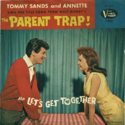 Annette & Sands, Tommy - Vista 802 - Let's Get Together