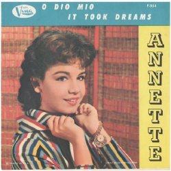 Annette - Vista 354 - O Dio Mio