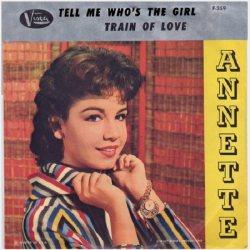 Annette - Vista 359 - Train of Love
