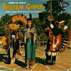 Annette - Vista 375 - Indian Giver