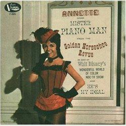 Annette - Vista 405 - Mr Piano Man