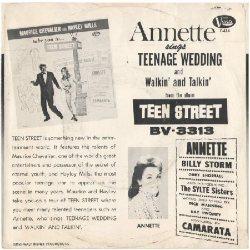 Annette - Vista 414 PS - Teenage Wedding
