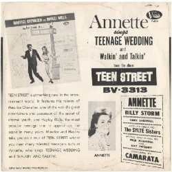 Annette - Vista 414 PS - Teenage Wedding
