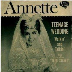 Annette - Vista 414 - Teenage Wedding