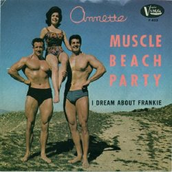 Annette - Vista 433 - Muscle Beach