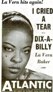 Baker, Lavern - 11-58 - I Cried a Tear