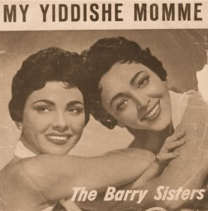 BARRY SISTERS 62 NETH