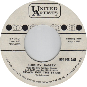BASSEY SHIRLEY 61 B