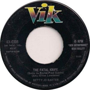 BAXTER BETTY JO 57 A