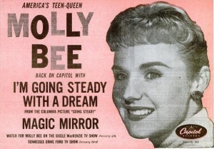 Bee, Molly - 12-57 - I'm Going Steady with a Dream