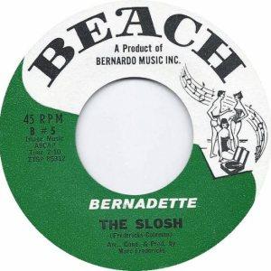 BERNADETTE - 62 C