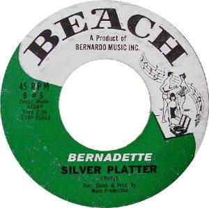 BERNADETTE - 62 D