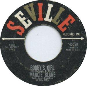 BLANE MARCIE - 62 A