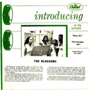 BLOSSOMS - 57 A