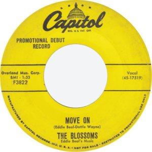 BLOSSOMS - 57 B