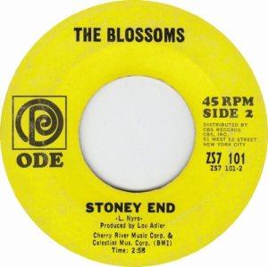 BLOSSOMS - 67 B