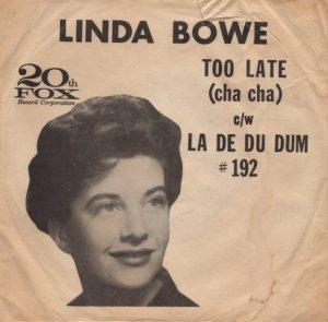 BOWE LINDA 60 A