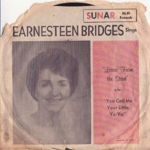 BRIDGES EARNESTEEN 64 A