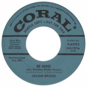BRIGGS LILLIAN 60