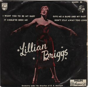 BRIGGS LILLIAN FRAN