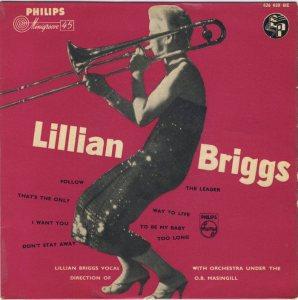 BRIGGS LILLIAN NETH