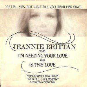 BRITTAN JEANNIE 68 A