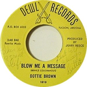 BROWN DOTTIE B