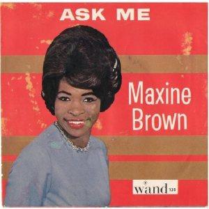 BROWN - MAXINE - 63 a