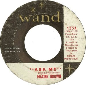 BROWN - MAXINE - 63 c