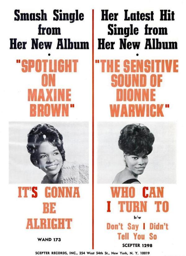 Brown & Warwick - 02-65 - Smash Hits