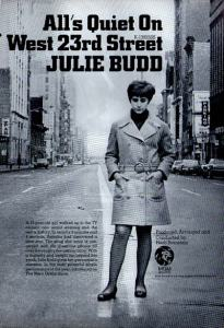 Budd, Julie - 1968 CB - All's Quiet - Copy