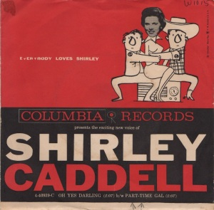 CADDILL SHIRLEY - 57 A