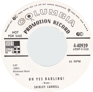 CADDILL SHIRLEY - 57 C