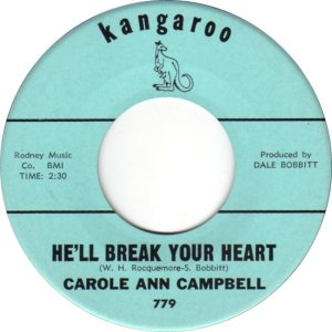 CAMPBELL CAROL ANN - 62 B