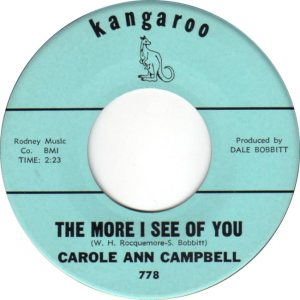 CAMPBELL CAROL ANN - 62 C