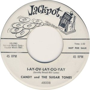 CANDY SUGARTONES - 58 A