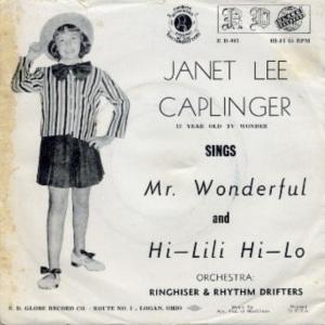 CAPLINGER JANET LEE 59 A