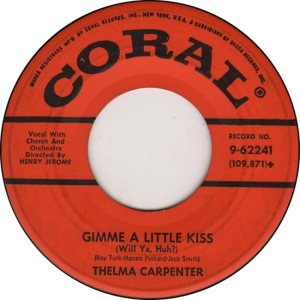 CARPENTER THELMA 61 B