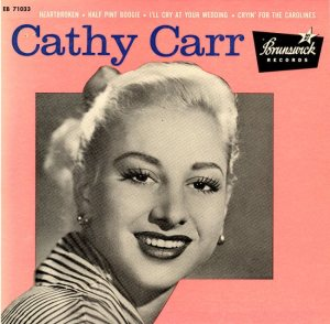 CARR CATHY EP 57