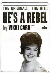 Carr, Vikki - 08-62 - He's a Rebel
