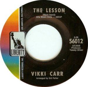 CARR VIKKI - 67 B