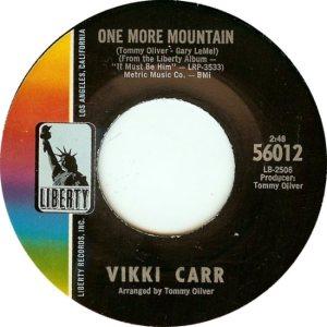 CARR VIKKI - 67 C