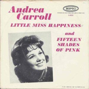 CARROLL ANDREA - 62 A