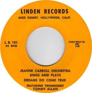 CARROLL JEANNE - 60S AA3