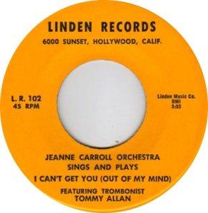 CARROLL JEANNE - 60S AA4